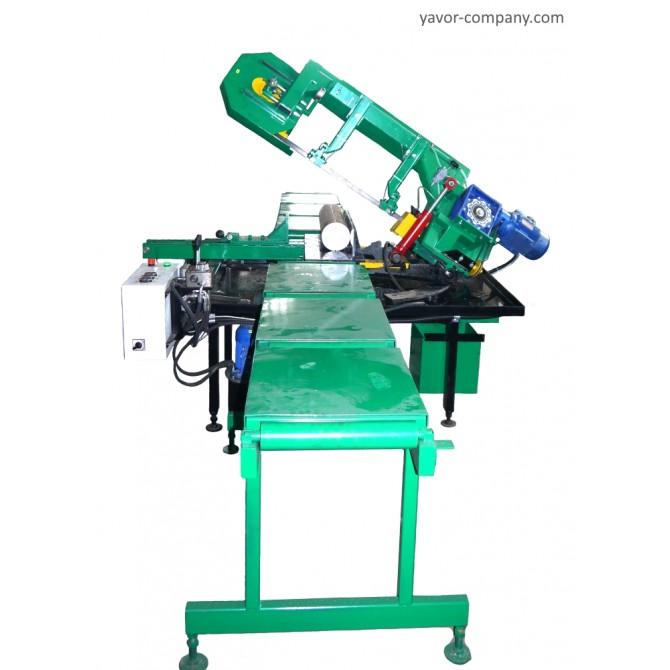 Стрічкова пила по металу ЛПМ-300